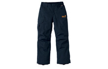 Jack Wolfskin Kids Texapore Winter Pants phantom